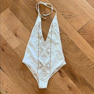 Billabong one piece swim suit
